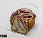 Austrocknungsschutz für Kuchen 9910027, FMU GmbH, Verkaufshilfen