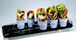Wraphalter für 12 Wraps 9402506, FMU GmbH, Verkaufshilfen