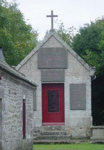 La chapelle familiale de Lanriec