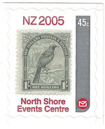 ' NZ Cal with Tui from 2005'