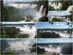 Chutes D'Iguazu Argentine/Brésil 2011