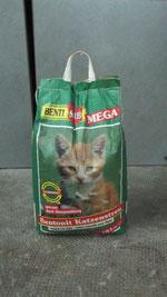 für uns sehr wichtiges Katzenstreu