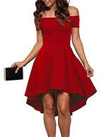 schoenes ZJCTUO Kleid Abendkleid Cocktailkleid  billig test erfahrungen kaufen meinungen vergleich online bestellen sparen schnaeppchen guenstig tipps