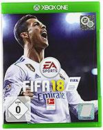 FIFA 18   Xbox beste gute Games Spiele kaufen billig guenstig test tipps erfahrungen meinungen vergleich online bestellen sparen beste gute schnaeppchen