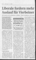 Bericht aus der RZ / 09.02.2010