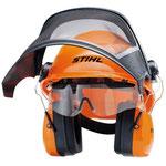 STIHL Helm Gehörschutz Schutzbrillen