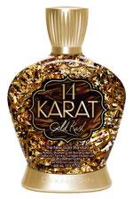 14 Karat Gold Rush Miracle Collection Designer Skin zonnebankcreme zoncosmetica zonnebrand bronzer DHA Cosmetisch Natuurlijk Aftersun Huidverzorging