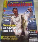 Ouarzazate au pays des black bass