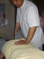 骨盤や身体の歪みの改善