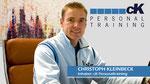 Christoph Kleinbeck mit Team