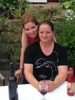 Meine Schwester Ariane (Schwabenheidi) du bist die beste Schwester die man sich wünschen kann. Vielen Dank dafür, Schwesterlein. komm bald wieder.