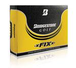 Golfbälle bedrucken,, Bedruckte Bridgestone Golf FIX, Logo Golfbälle, Bedruckte Golfbälle