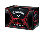 Golfbälle bedrucken lassen, Callaway HX Diablo Tour, Bedruckte Golfbälle