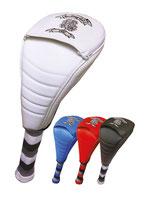 Schlägerhaube, Schlägerhaube mit Logo, Schlägerhaube bedrucken, Schlägerhaube, Golf Werbemittel, Logo Golfartikel, Golfwerbemittel