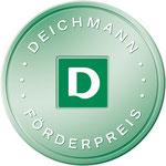 Logo Deichmann Förderpreis