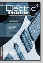 E-Gitarre Lehrbuch mit CD