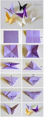 Slakkenpost.nl Origami DIY
