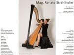 Mag. R. Strahlhofer - Harfespielerin/Unterricht