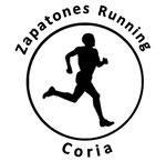 Zapatones running (Coria)