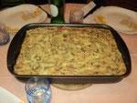 lasagna ai carciofi - Making lasagna ai carciofi