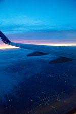 飛行機からの眺め17