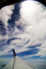 飛行機からの眺め12