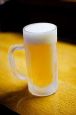 日本 北海道 冷えひえのジョッキ生ビール