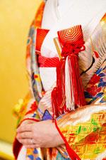日本 北海道 結婚式 和装の新婦イメージ