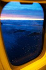飛行機からの眺め21