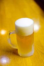 冷えひえのジョッキ生ビール3