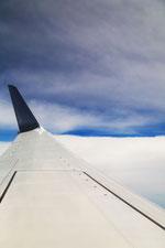 飛行機からの眺め3
