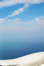 飛行機からの眺め13