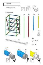 Aluminiumprofil Bausatz