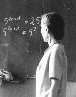 Fräulein Dittberner (Mathematik)