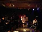 2011年12月岩崎大輔トリオ&ホン スンダル