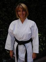 Britta Riester, 4. DAN. Trainerin für Kinder - und Jugend seit 1998