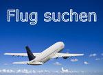 Klick auf das Bild FLUG SUCHEN führt zu skyscanner.de, Bildquelle:(c)FotoWorx -fotolia.com