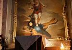 Adoratiion eucharistique à St Melaine (11/2017)