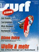 SURF Magazin 04/2013