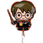 GLOBOS FOIL HARRY POTTER