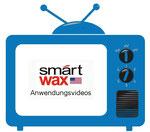 Smartwax Anwendungsvideos