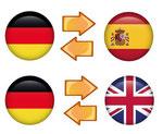 Deutsch-Spanisch-Deutsch