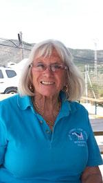 Trainer Vilma Archer