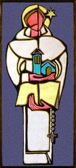 S. Domingo ha sido y es para mí el ejemplo con el que me identifico a mí mismo para vivir y difundir el mensaje de Jesucristo