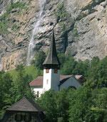 Kirche Lauterbrunnen