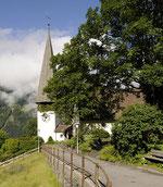 Kirche Wengen