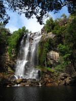 Wasserfall, Natur, Naturgewalt