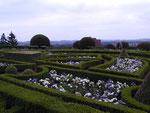 ses jardins à la française