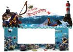 """Lemoines Fischhafen"" Schausteller Fischbude"