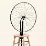 自転車の車輪